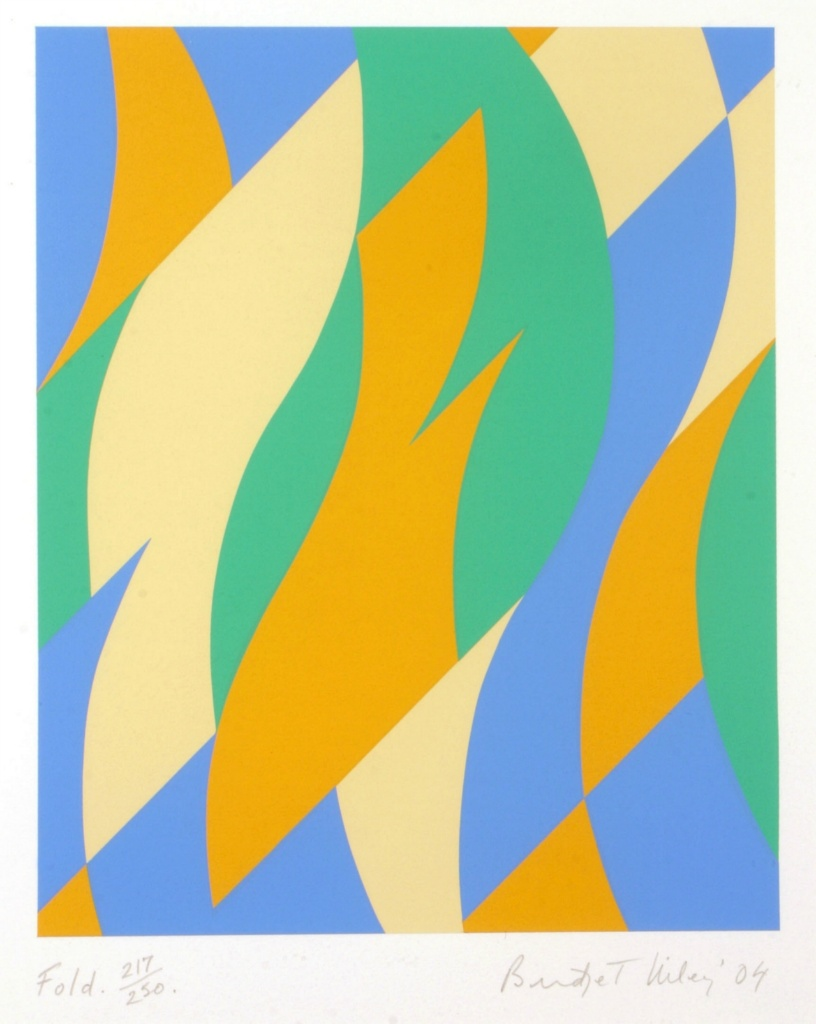 Bridget Riley ...2..09