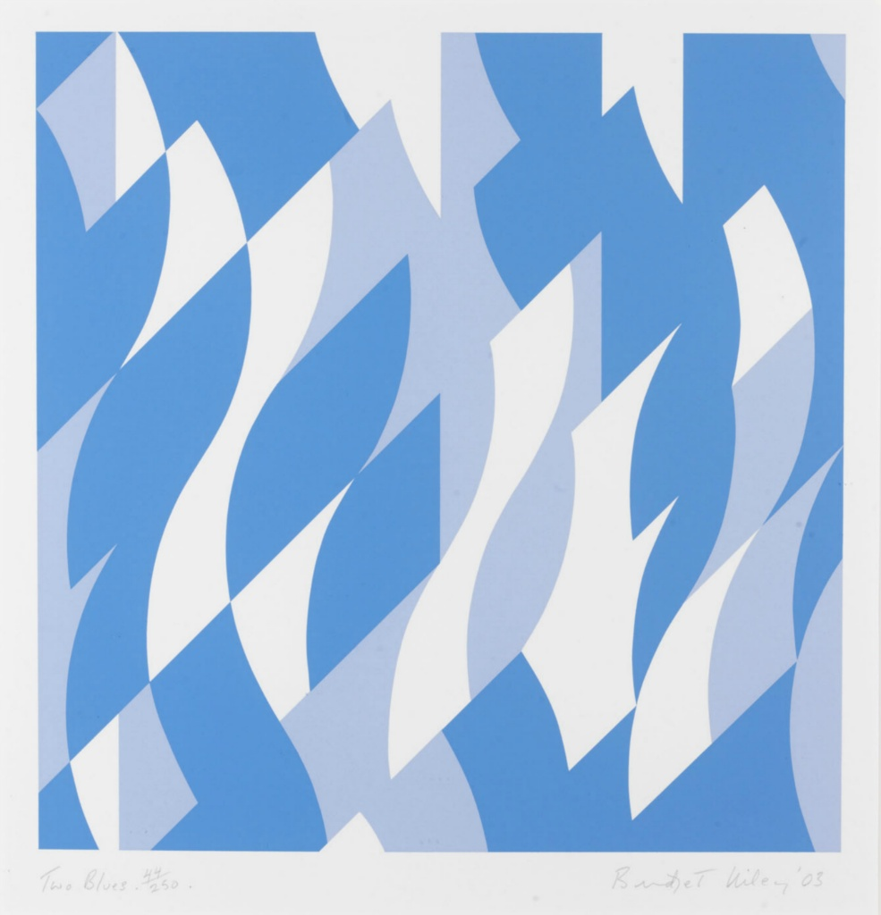 Bridget Riley ...3..09